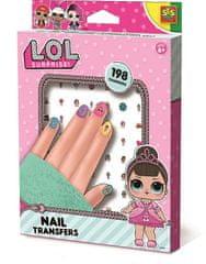 SES L.O.L. dekoracija noktiju