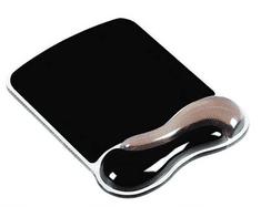 Kensington Duo Gel pod myš, černá (62399)