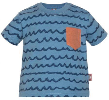 2be3 fantovska majica Beach, 62, modra