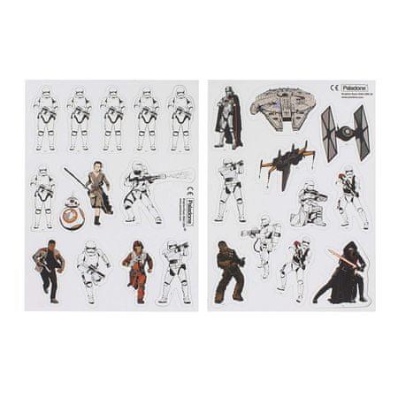 Paladone Star Wars Battle, komplet magnetov, 24 kosov