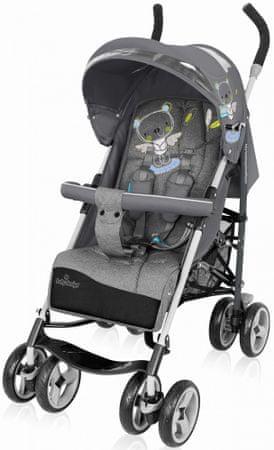 Baby Design Travel quick kolica, Stylish gray
