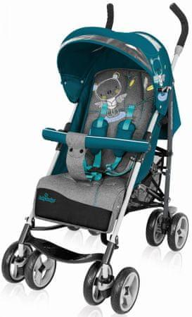 Baby Design Travel quick kolica, Turquoise