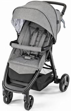 Baby Design sportska kolica Clever, Melange