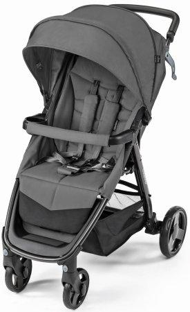 Baby Design športni voziček Clever, Graphite