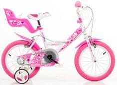"""Dino bikes Rower dziewczęcy koło 14"""""""
