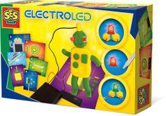 SES električni LED robot za učenje o energiji