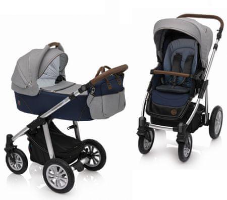 Baby Design Dotty dječja kolica, Graphite