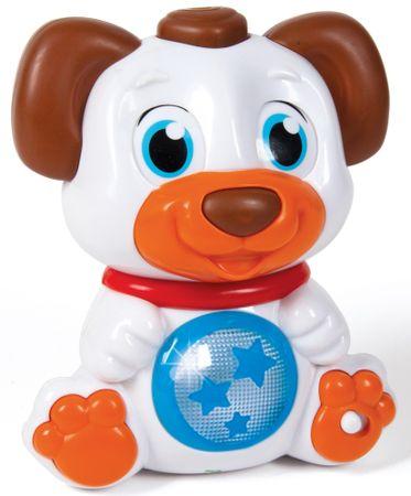 Clementoni Interaktivni pes z emocijami
