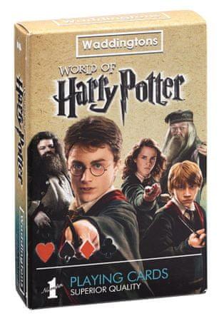 karty do gry Waddingtons: Harry Potter