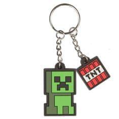 J!NX Minecraft Creeper Sprite, obesek za ključe