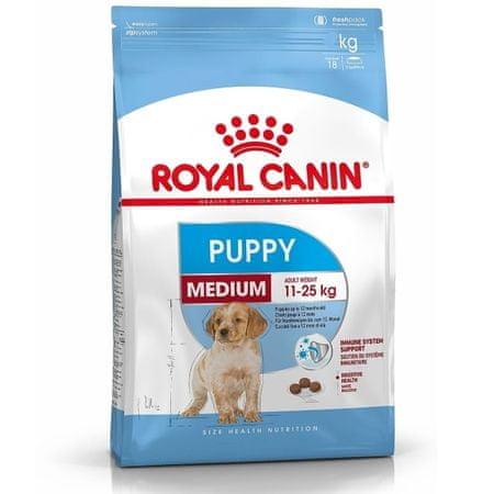 Royal Canin hrana za mlade pse srednjih pasem, 4 kg