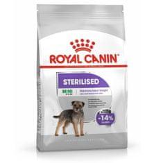 Royal Canin sucha karma dla psa Mini Sterilised - 8 kg