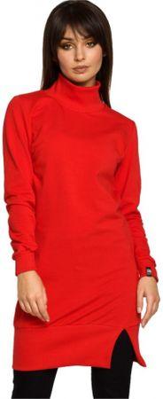 BeWear ženska tunika, rdeča, M