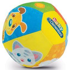 Clementoni Zenélő labda állatokkal