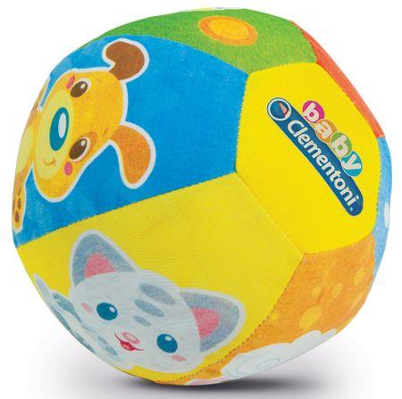 Clementoni Piłka muzyczna ze zwierzętami