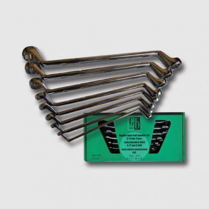 GK TOOLS Sada očkových klíčů 6 - 22 mm, 8 dílů (GK16831)