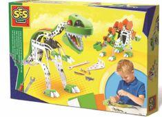 SES Fém dinoszaurusz készlet