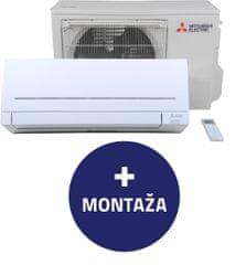 Mitsubishi MSZ-AP20VG / MUZ-AP20VG stenska klimatska naprava + montaža