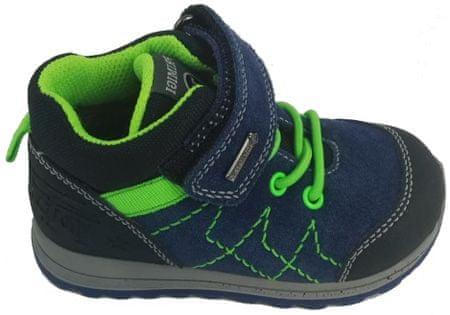 Primigi chlapecké kotníkové boty 23 modrá