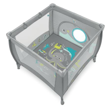 Baby Design Play up krevetić Gray, sivi