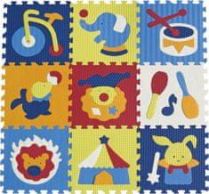 Baby Great Pěnové puzzle Cirkus SX (30x30)