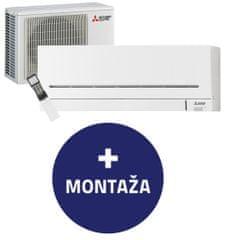 Mitsubishi MSZ-AP25VG / MUZ-AP25VGH stenska klimatska naprava + montaža