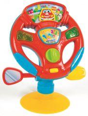 Clementoni Baby interaktivní volant
