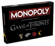 Monopoly: Hra o trůny