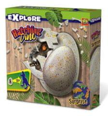 SES rastoči dinozaver v jajcu