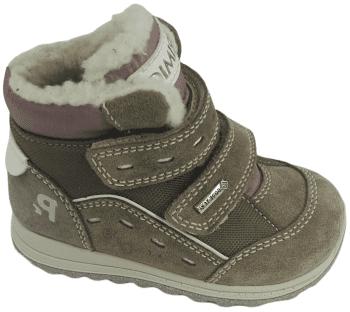 Primigi dívčí zimní obuv 23 hnědá
