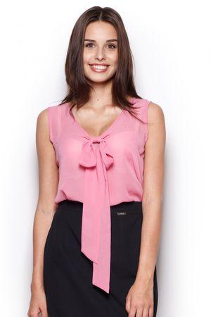 Figl Női blúz M303 pink, rózsaszín, S