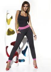Bas Bleu Női sportos nadrág Hannah pink