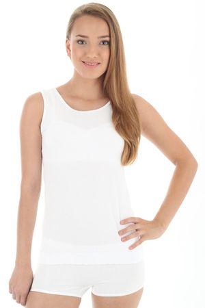 Brubeck Női alsóing TA 00510 Free white, fehér, XL