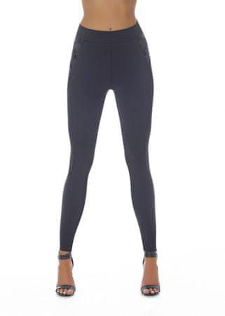 Bas Bleu Női leggingsz Lindsey, fekete, 6