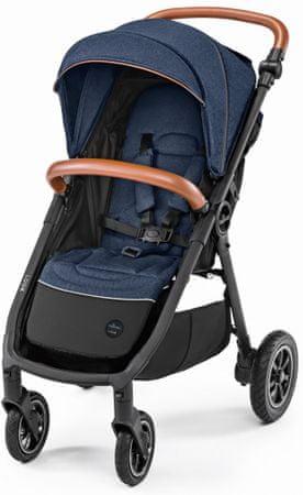 Baby Design dječja kolica Look air, plava