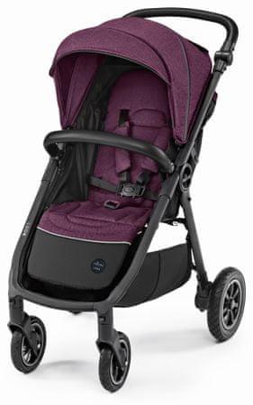 Baby Design dječja kolica Look air, ljubičasta