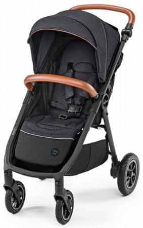 Baby Design dječja kolica Look air, crna