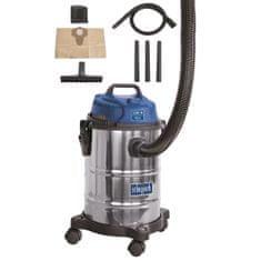 Scheppach ASP 15 ES - priemyselný vysávač na suché / mokré vysávanie 15 l