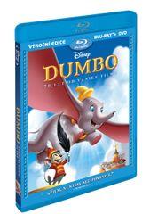 Dumbo (Combo Pack - 2 disky) - Blu-ray + DVD
