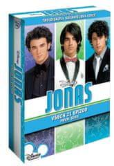 Jonas - 1.série (3DVD) - DVD