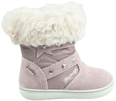 Primigi dekliški zimski čevlji 23, roza