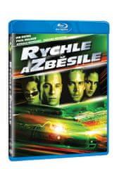 Rychle a zběsile - Blu-ray