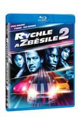 Rychle a zběsile 2 - Blu-ray