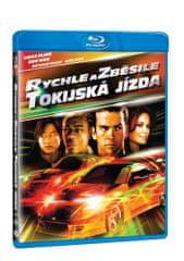 Rychle a zběsile: Tokijská jízda - Blu-ray