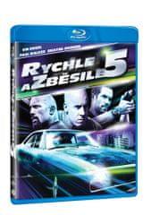 Rychle a zběsile 5 - Blu-ray