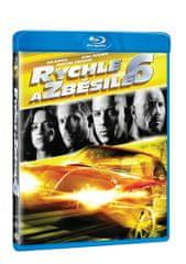 Rychle a zběsile 6 - Blu-ray