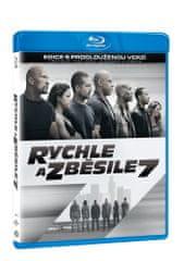 Rychle a zběsile 7 - Blu-ray