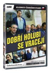 Dobří holubi se vracejí - edice KLENOTY ČESKÉHO FILMU (remasterovaná verze) - DVD