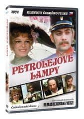 Petrolejové lampy - edice KLENOTY ČESKÉHO FILMU (remasterovaná verze) - DVD