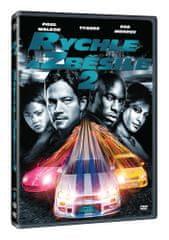 Rychle a zběsile 2 - DVD